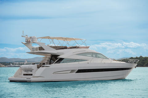 powerboat Galeon 640 Fly Picture 1