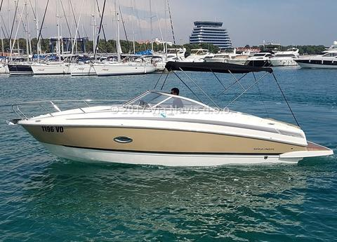 Motorboot Bayliner 742 Cuddy Bild 1